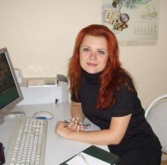 Татьяна Коротенко